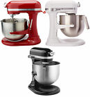 KitchenAid Commercial Stand Mixer 8-Qt Bowl Lift NSF KSM8990 1.3-HP Motor NEW