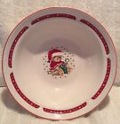 2 Tienshan Christmas Theodore Teddy Holiday Bear Soup Cereal Bowls 7