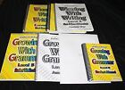Growing with Grammar and Winning with Writing Level 5 Lot NEW