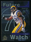 1997 SP Authentic Football Cards 17
