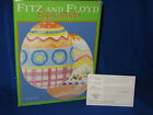 Fitz and Floyd - Eggscapades - Set of 2 Bowls - Beautiful - BRAND NEW WITH Box