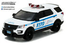 NYPD 2015 Ford Interceptor Utility 1 18 Scale Diecast Model by Greenlight