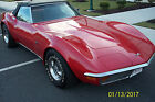 1972 Chevrolet Corvette Stingray Convertible Air Conditioning Automatic Power Steering Power Disc Brakes It Sparkles Shines