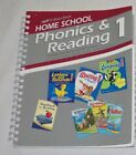 Abeka 1st Grade Phonics  Reading First Curriculum Lesson Plans