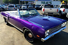 1969 Dodge Coronet R T 4 speed Rare 69 Coronet Convertible only 408 produced total