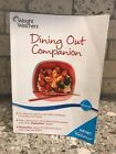 Weight Watchers Points Plus 2010 Dining Out Companion Diet Book Resource Guide