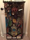 DATA EAST ROBOCOP PINBALL MACHINE USED, NICE, POPULATED PLAYFIELD. GR8 4 RESTORE