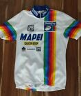 Mapei Quickstep Issued World Cup cycling jersey Paolo Bettini Tour de France