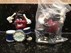 NIP Calrab 1988 California Raisins Drummer Figure by Applause