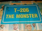 EMPTY T206 MONSTER SET RARE DISPLAY BOX HONUS WAGNER COBB IMAGE *NO CARDS INSIDE