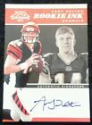 2011 Playoff Contenders ANDY DALTON Autograph Rookie Card SP (ON CARD)