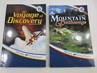 Abeka Reader LOT 6th Grade Voyage of Discovery Mountain Pathways SECOND edition