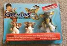 Ljn Gremlins Collectible Figures 3 Pack Sealed 1984 Gizmo Stripe