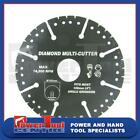 Diamond Coated Multi Cutter Saw Blade Cuts Everything Fits 100mm Angle Grinders