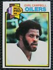 Top 10 Earl Campbell Football Cards 15