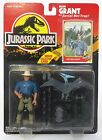 Kenner  Jurassic Park Alan Grant Action Figure with Aerial Net Trap