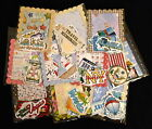 Travel Vacation USA 30 lot Embellishment card die cut frame image scrapbook card