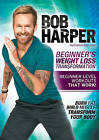 BOB HARPER BEGINNERS WEIGHT LOSS TRANSFORMATION DVD BRAND NEW SEALED 13
