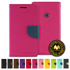 GOOSPERY Fancy Diary Media Flip Stand Wallet Case Cover For Nokia Lumia 525