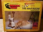 1982 Kenner The Map Room Indiana Jones Raiders Of The Lost Ark extra indy figure