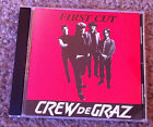 Crew De Graz - First Cut (1992 / Melodic Rock / AOR / 11 tracks)