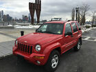 2002 Jeep Liberty 4x4 Trail Rated 2002 Jeep Liberty 4X4 - Low Miles - Runs and Drives Well - Great in Snow!