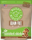 Cloud Star Grain Free Soft and Chewy Buddy Biscuits Dog Treats Rosted