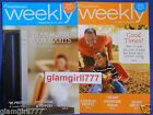 WEIGHT WATCHERS Weekly September 9 15 2012 and October 7 13 2012