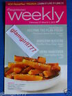 WEIGHT WATCHERS  Weekly  February 27 March 5  2011