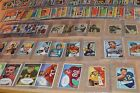 NICE VINTAGE FOOTBALL CARD COLLECTION!!! 100 CARDS TOTAL!!! MUST SEE!!!