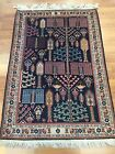 Beautiful Bakhtiari-Persian Tree Of Life Rug-Oriental Carpet-3x5