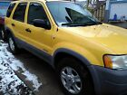 2002 Ford Escape  2002 ford below $900 dollars