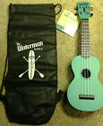 New Kala Waterman Soprano Ukulele Take Anywhere Water Resistant Poly Cool
