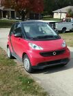 2013 Smart FORTWO COUPE red for $4500 dollars