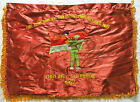 FLAG -  VC Vietcong NVA NLF Flag Victory in THUA THIEN HUE  Province 1967