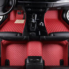 Best Set Protector Car Floor Mats Waterproof Cushion For Ford Mustang 2007-2016