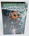 Annihilation Conquest Groot Drax Omnibus Marvel Brand New Factory Sealed 125