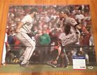 Buster Posey Brian Wilson PSA DNA Authenticated Signed 16x20 World Series Photo