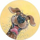dog Who's your doggy Spare Tire Cover(all sizes available)