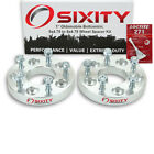 2pc 1 Wheel Spacers for Oldsmobile Cutlass Supreme Adapters Lugs 5x475 hz