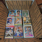 HUGE LOT OF OVER 2000+ BASEBALL CARDS SPORTSCARD COLLECTION FREE SHIPPING