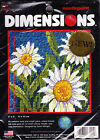 DIMENSIONS NEEDLEPOINT KIT Flowers Spring 7204 DAISY FUN Susan Winget NEW Wool