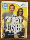 Wii GAME THE BIGGEST LOSER GAME CASE and BOOKLET WORKS