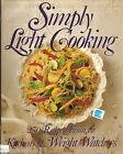 Simply Light Cooking  From the Kitchens of Weight Watchers by Inc Staff Wei