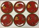 Tracy Porter 6 Octavia Hill Dinner Plates