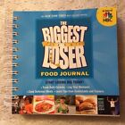The Biggest Loser Food Journal Dieting  Weight Loss Book Paperback Never Used