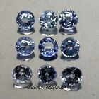 MONTANA BIG SKY BLUE SAPPHIRE 45 MM ROUND CUT ALL NATURAL AAA SOLD AS EACH