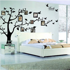 New Wall Decor Decal Art Home Room Removable Sticker Frame Family Tree Mural