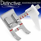 Distinctive Adjustable Guide Sewing Machine Presser Foot FREE SHIPPING!!!