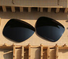 BVANQ Polarized Lenses Replacement for Oakley Sliver XL OO9341 Stealth Black